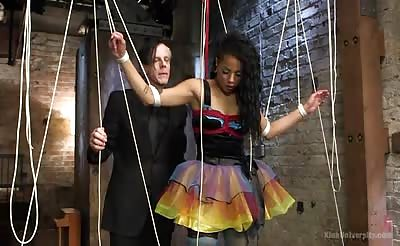 KinkUniversity Making Marionettes & Human Love Dolls full hd video