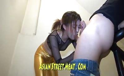 thai girl quickie