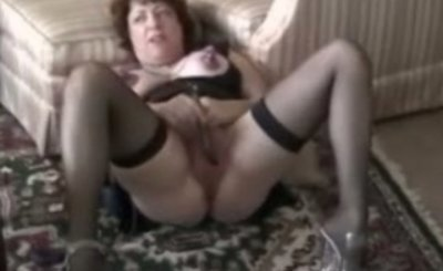 60 Year Old Granny And Her Pussy Pump