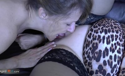 AgedLove mature Lacey Star hardcore action
