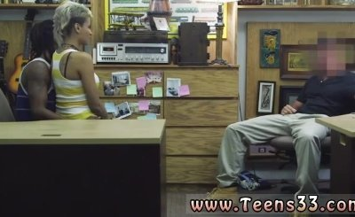 Amateur mom big tits anal Fucking Your Girl In My PawnShop