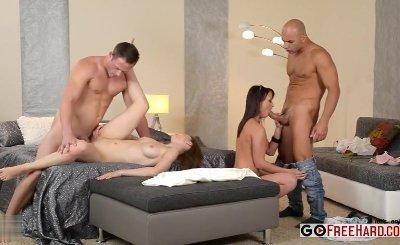 Anal Orgy Sluts