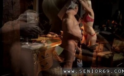 And hot blonde fucks old guy His present wife is well past her selling