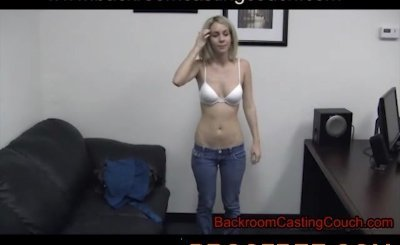 Backroom Casting Couch Whitney