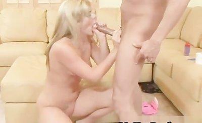 bella lynn, one on one, creampie, blonde, internal cumshot, bubble butt,