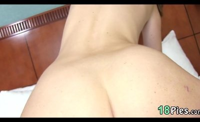 Beautiful Redhead Teen's First Time Natalie Lust