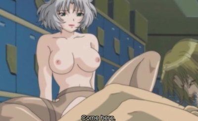 Bigboobs hentai coed gets licked and fucked her hairy wetpussy