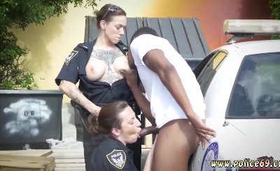 Big tits deepthroat swallow I will catch any perp with a massive