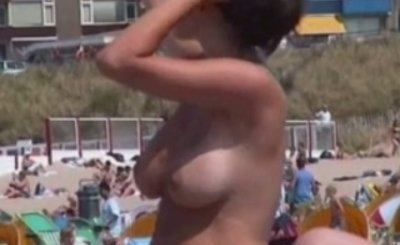 Big beach boobs compilation Part 3