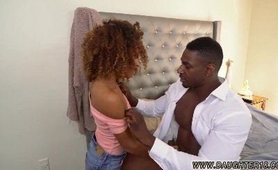 Blowjob fantasies 18 and redhead first hardcore Squirting black daughters