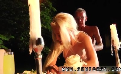 Blond anal hd pretty and mother friend blonde big tits Old John rigid
