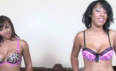 Black Girls Sucking One Dick Together