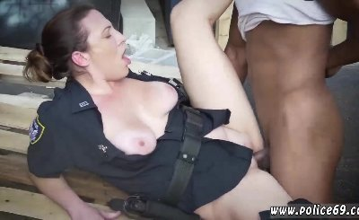 Black police gangbang first time I will catch any perp with a gigantic