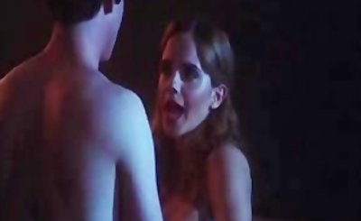 celebrity teen actress emma watson boob press