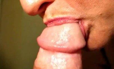 Closeup Cock Sucking