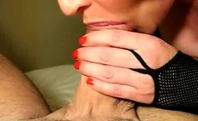 Closeup Cock Sucking