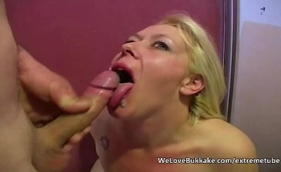 Compilation of amateur facial cumshots and cum in mouths