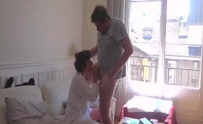 Cuckold films hotwife sucking other cock