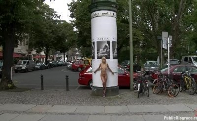 girl tied and fucked in the park