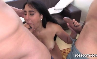 Group sex with phat butt busty latina milf Valerie Kay