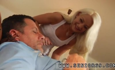 Handjob blowjob swallow compilation Phillipe is sleeping on the couch