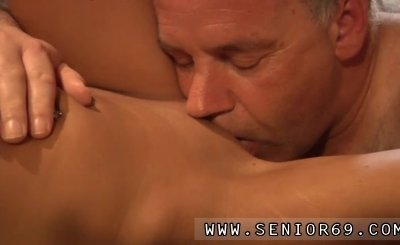 Hot old blonde granny and amia miley old When Eric is doing his workout