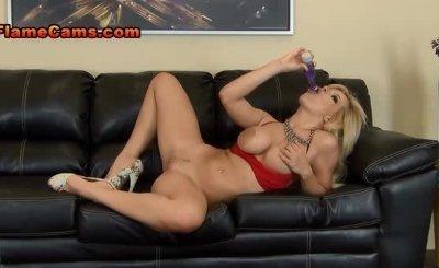 Huge Breasts Blonde Cougar Adriana Sephora