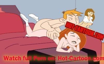 Kimpossible porn #1 / Cartoon Porn  HD