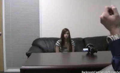 Lacy  - backroom casting couch