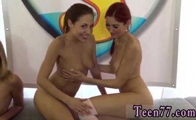 Lesbian teen school hd 40 gals came over to soiree and celebrate