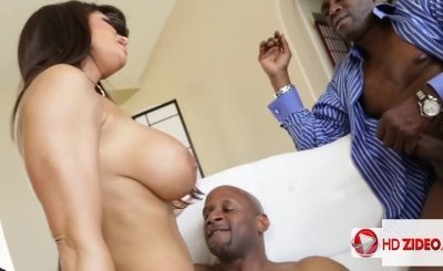 Lisa Ann facial Group Interracial Anal