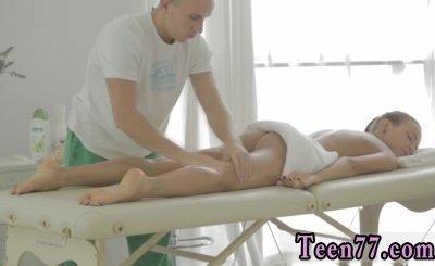 Little lupe cumshot compilation Massage ends up in sex