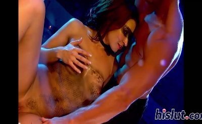 Lusty Ann Marie Rios gets fucked hard