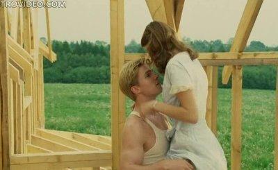 Mischa Barton hot sex tape erotic scene