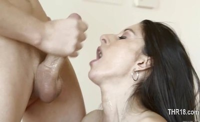 Nasty woman sucking cock the best