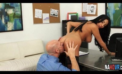 Nice Heavy Tits Latina Babe Office Fucked Hard Anissa Kate