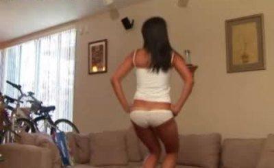Nude Dancing Asian Teen