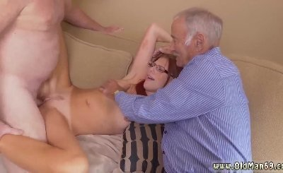Old mature masturbating and black on white old man xxx Frankie's grandson