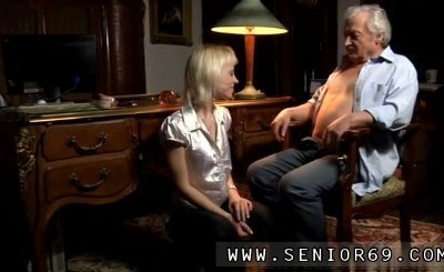 Old man young girl anal His introduce wife is well past her selling date