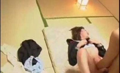 Oriental Student Gets Fucked