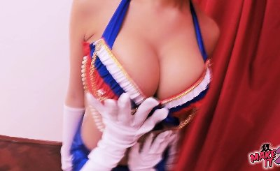 Round Ass Busty Teens Upskirts n Heels In Sailor Uniform
