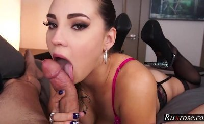 Sasha Foxxx Ruined A Losers Life HD