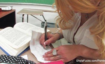 Schoolgirl Shyla Stylez Gets Fucked