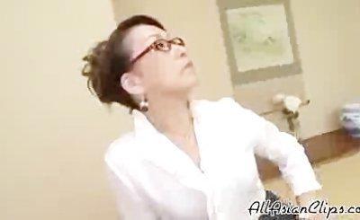 Soul-38 - Yuri Takahata - Principal Mature Woman Virgin asian cumshots asia