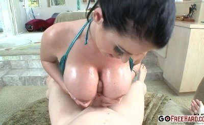 Sophie Dee Titty Creampies