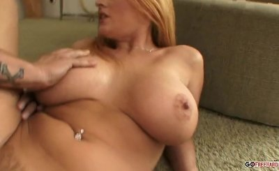 Sophie Dee Anal Sex With Busty Blonde HD