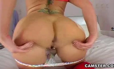 Threesome with webcam cheecks Icelafox & Flower Tucci