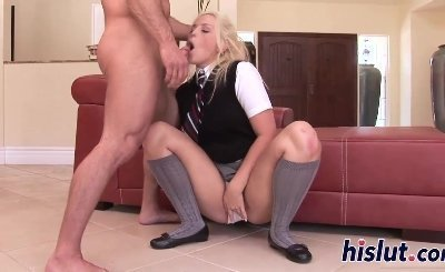 tiny bubble butt blondes gets drilled by a hard dick