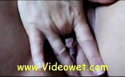Wet Bald Vagina