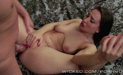 Wicked - Gabriella Paltrova gets woken up with an ass licking